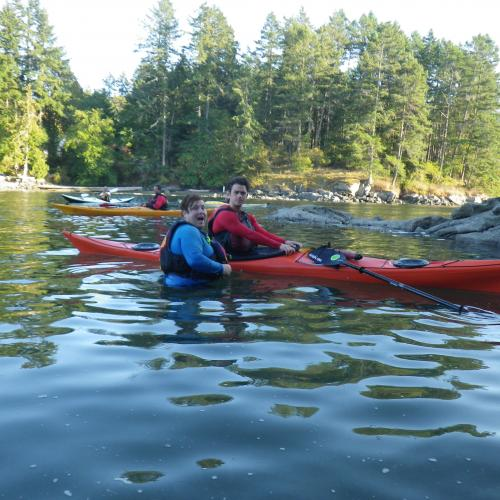 Kayak Rolling with Mike Short
